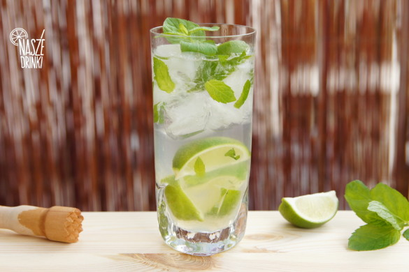 Mojito drink (Mohito) – przepis na lubiany drink