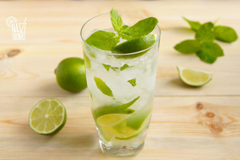 Mojito drink (Mohito) - przepis na lubiany drink - Nasze ...