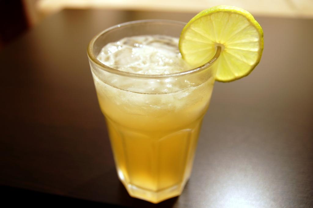 Moscow Mule - drink z piwem imbirowym