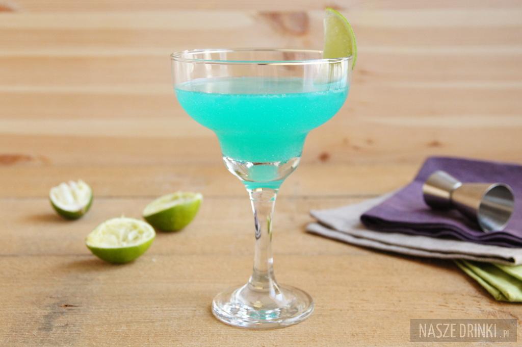 Blue Margarita - Niebieska Margatita
