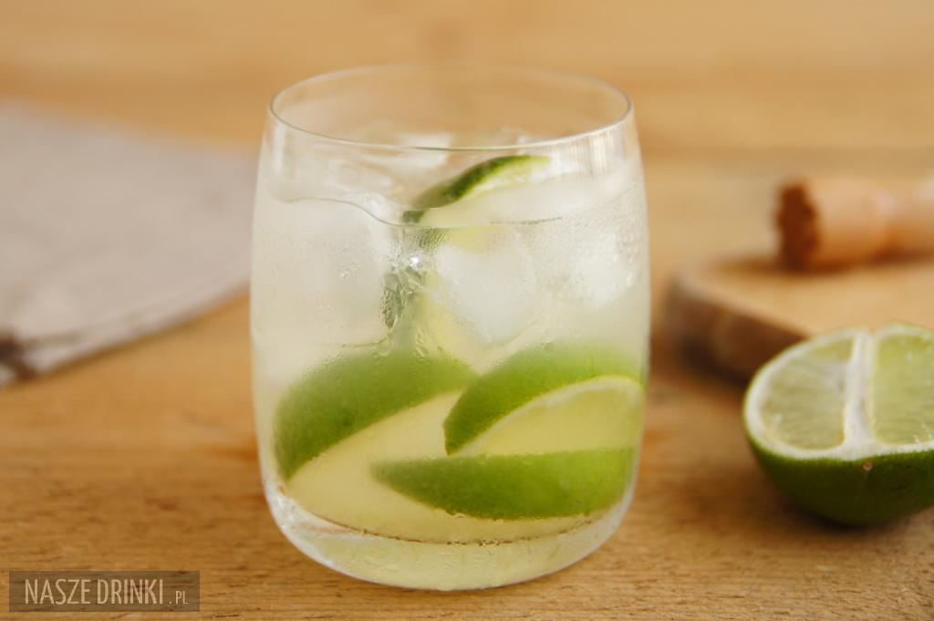 Caipirinha - brazylijski drink