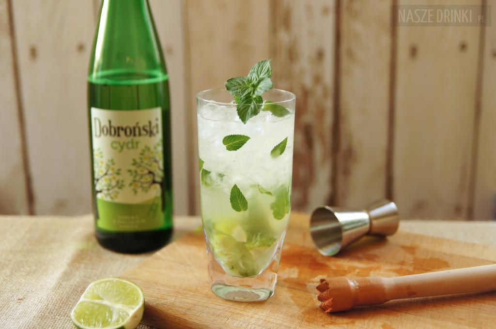 Cider Mojito