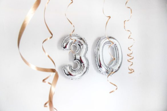 Idealny prezent na 30 urodziny